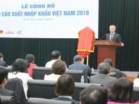 Vietnam Import-Export Report 2016 released
